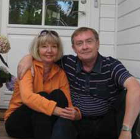 Ulla & Peter Rydahl